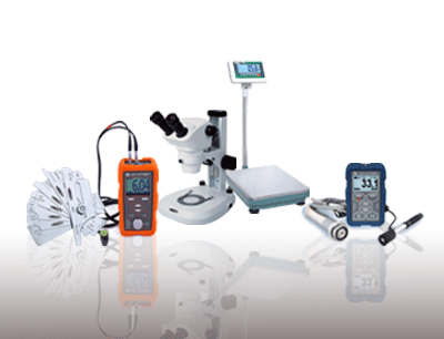 MEASURING & TESTING EQUIPMENTS